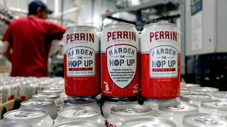 Michigan's Perrin Brewing releases double IPA brewed with New
