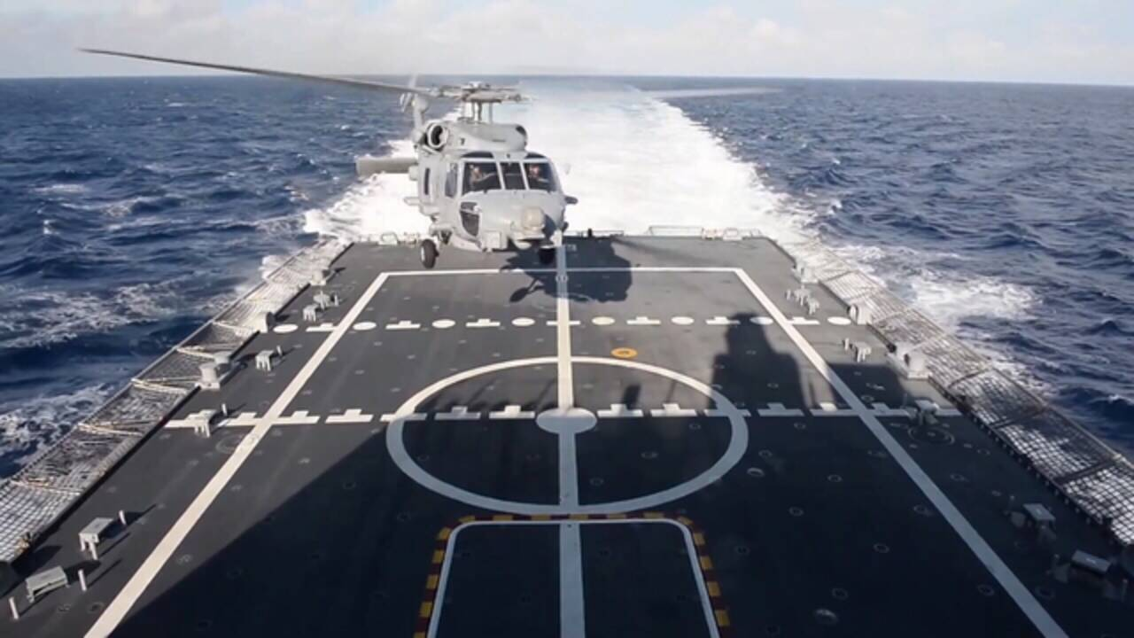 seahawk on air craft carrier_1511288974454.jpg