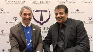 'I love your city': Neil deGrasse Tyson talks San Antonio, science with&hellip&#x3b;