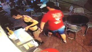 Waitress Who Gave Handsy Customer a Smackdown Lashes Out at Critics of&hellip&#x3b;