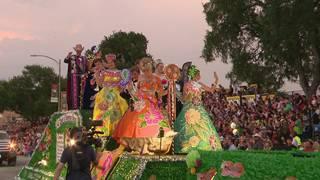 Hundreds of thousands attend Fiesta Flambeau parade