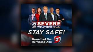 Download the KPRC 2 Hurricane Tracker App