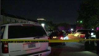 Man found shot dead at apartment complex in northeast Houston, police say