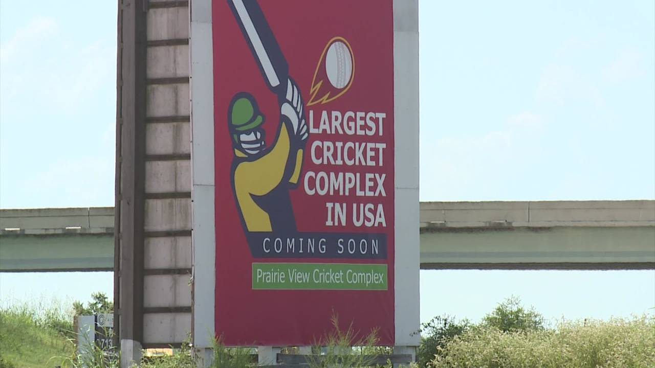 largest cricket complex in USA