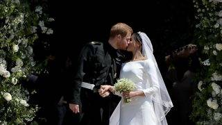 Meghan and Harry Celebrate 1 Year of Royal Wedded Bliss