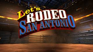 VIDEO: David Sears talks to rodeo competitor