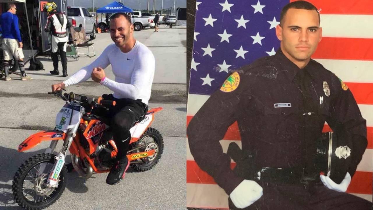 Miami Police Officer Mario Gonzalez