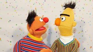 Sesame Street says Bert and Ernie's relationship status is not complicated