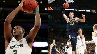 NBA Mock Draft 2018: Where will Michigan, Michigan State players land?