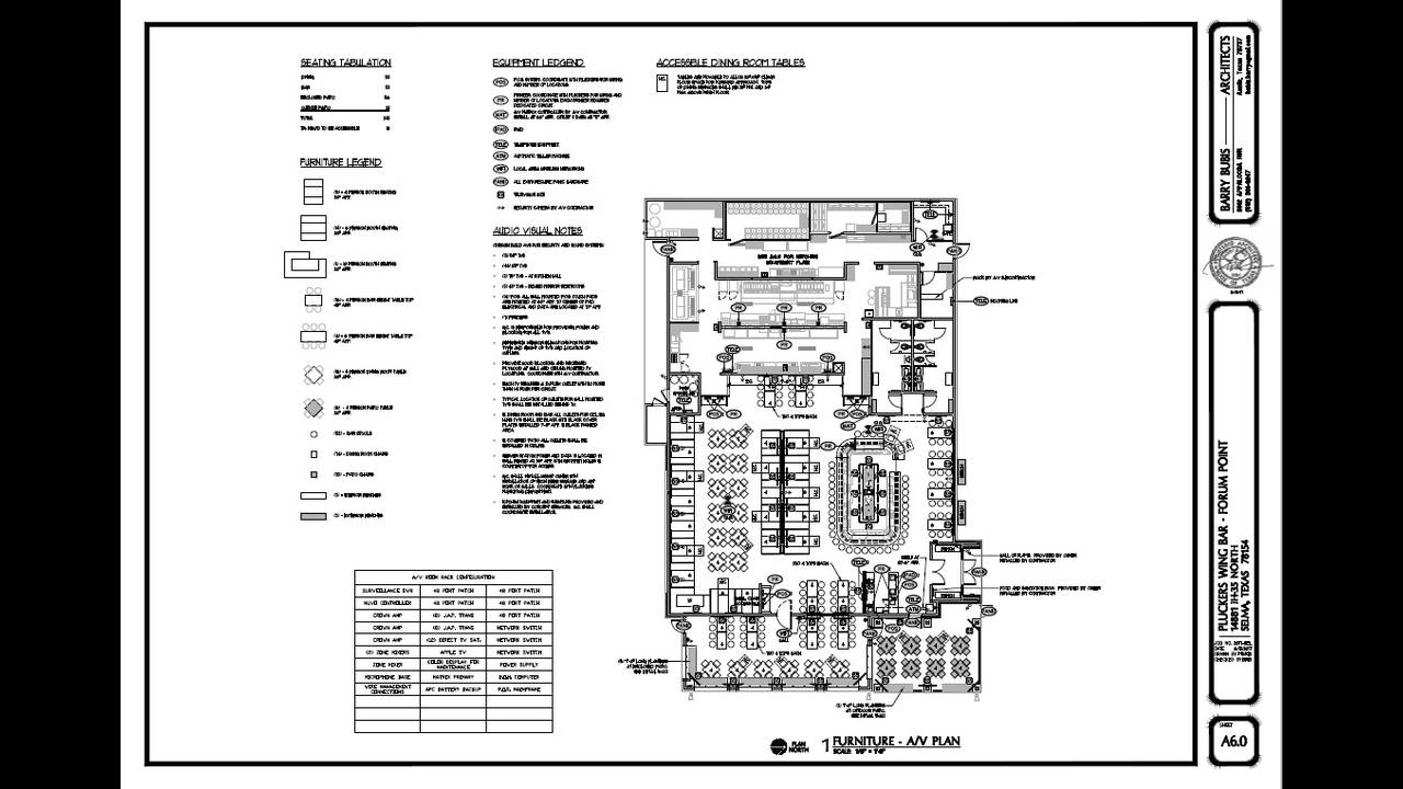 Furniture and television plan