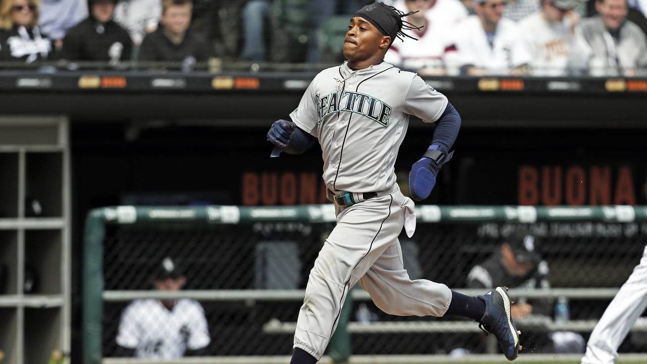 Mallex Smith Mariners 2019