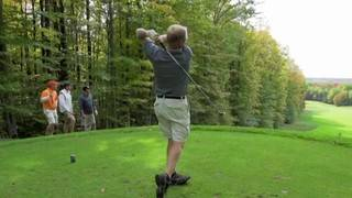 Golf this fall at Treetops Resort in Michigan