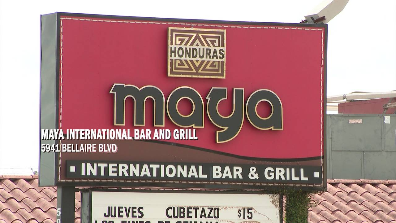 Maya International Bar And Grill - 5941 Bellaire Boulevard