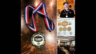 Olde Salem Brewing brings home gold medal for their beer