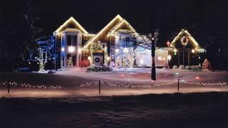 Metro Detroit Holiday Lights