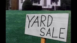 World's Longest Yard Sale runs from Michigan to Alabama