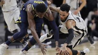 Spurs fall at home to Indiana as Murray gets start over Tony Parker