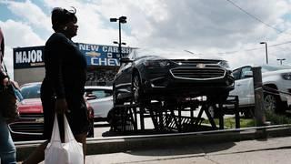 Senate moves to repeal Obama-era car loan rule