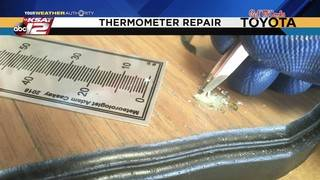 Thermometer Thursday: 7/5/18