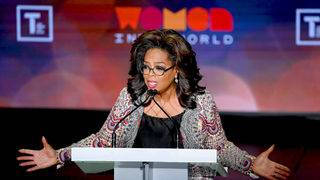 Oprah Winfrey surprises New Jersey high school with $500,000 gift
