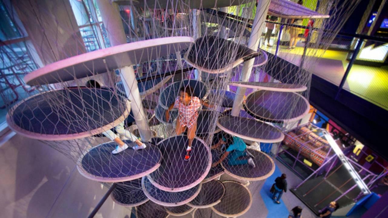 Children's Museum of Houston exhibit
