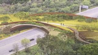 SAQ Answered: Why isn't the land bridge being built under Wurzbach Parkway?