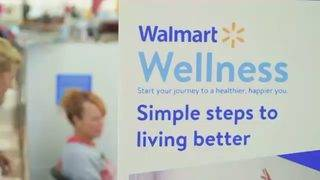 Walmart offering flu shots, health screenings this weekend