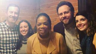 Oprah Winfrey spotted enjoying west Michigan brewery