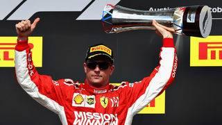Raikkonen takes US Grand Prix for first win in 113 starts