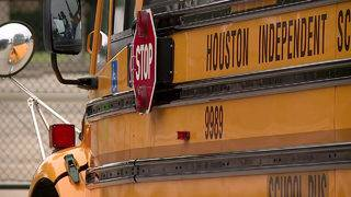 HISD blames computer glitch for bus stop mixups
