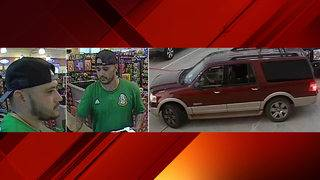 Man steals credit card, buys gasoline, police say
