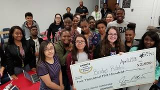 KPRC2 Senior Scholarship: Bridget Robles