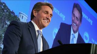 Flake threatens to block Trump's appellate court nominees