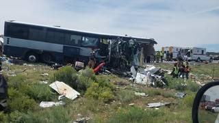 Woman who survived New Mexico bus crash gives birth to twins,