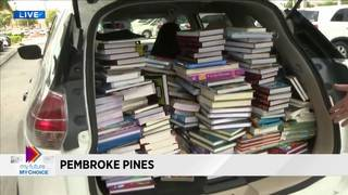 My Future My Choice Big Book Drive teams up with organizations promoting&hellip&#x3b;