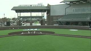 WATCH: Sneak preview of the major renovations at old Tiger Stadium in Detroit