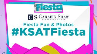 Share your 2018 Fiesta fun and photos with KSAT over social media using&hellip&#x3b;