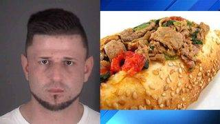 Florida man arrested after argument over cheesesteak, deputies say