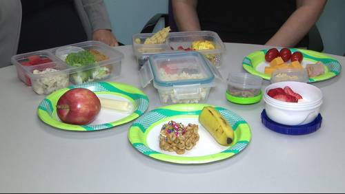 Here's how you can keep those school lunches fun, nutritional and interesting