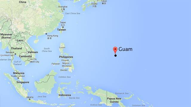 North Korea \'examining\' plan to strike Guam