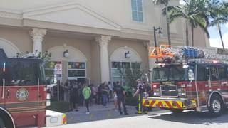 Small fire breaks out at Coconut Creek laser tag arena, officials say