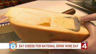 Celebrate National Drink Wine Day with delicious cheese pairings from&hellip&#x3b;
