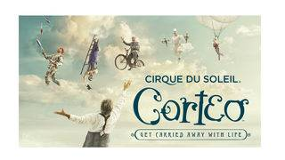 It's a Local 4 Free Friday!  Cirque Du Soleil Corteo