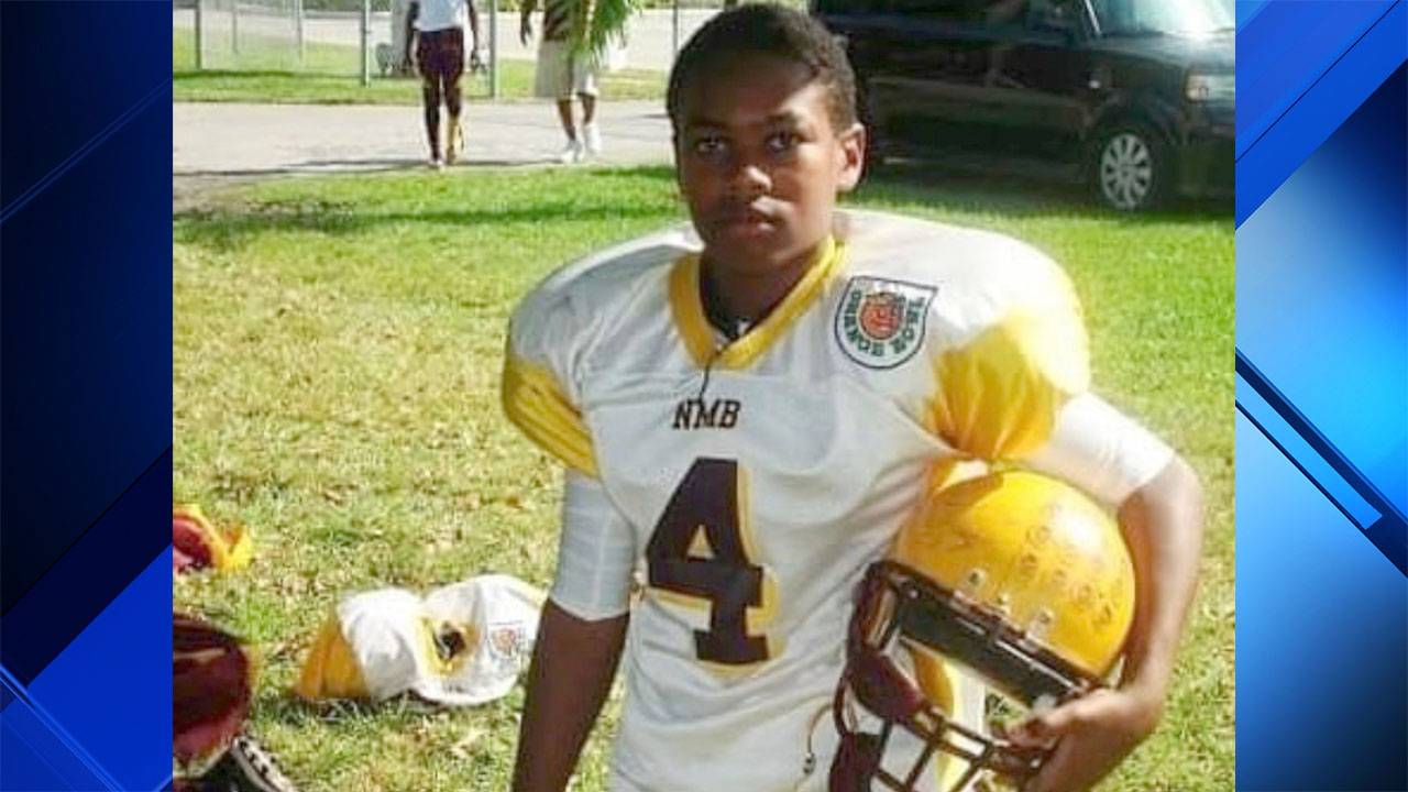 Emmanuel Lubin  North Miami Beach Sundevils Miami Xtreme Youth Football League