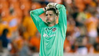 Dynamo goalie Tyler Deric suspended for playoff game after alleged&hellip&#x3b;