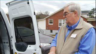 Franklin Rides provides transportation to doctors visits free of charge