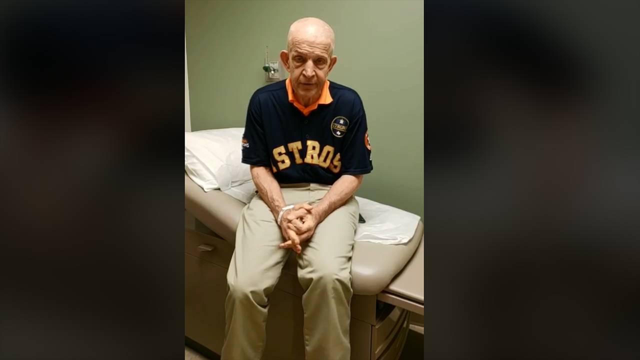 Jim Mattress Mack McIngvale in hospital