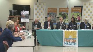 Gov. Rick Scott, community officials discuss Zika virus preparedness