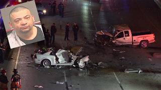 Man accused of driving wrong way charged after man killed, passenger&hellip&#x3b;