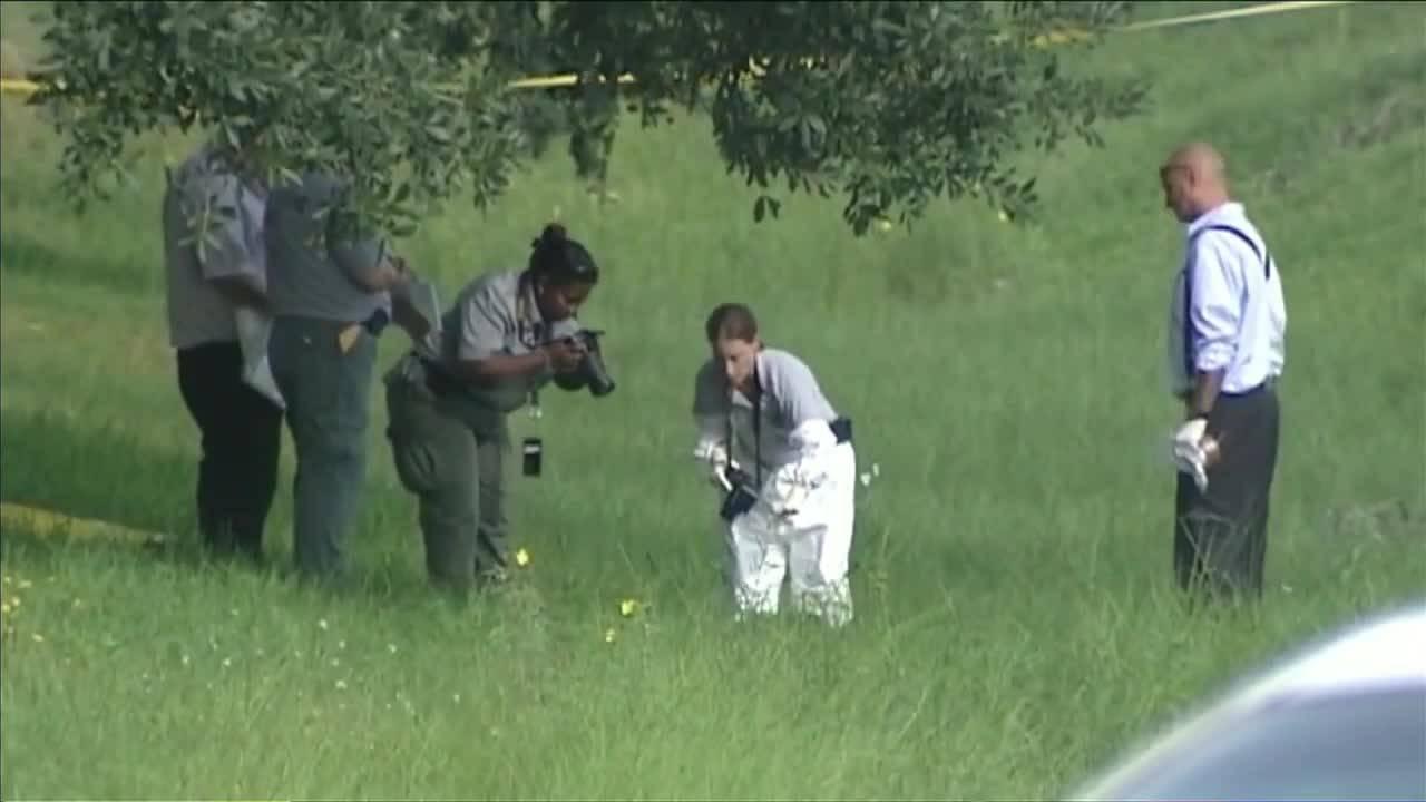 Police find Corey Jones gun in grass